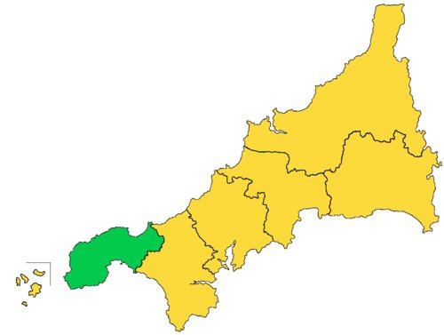 penwith-district
